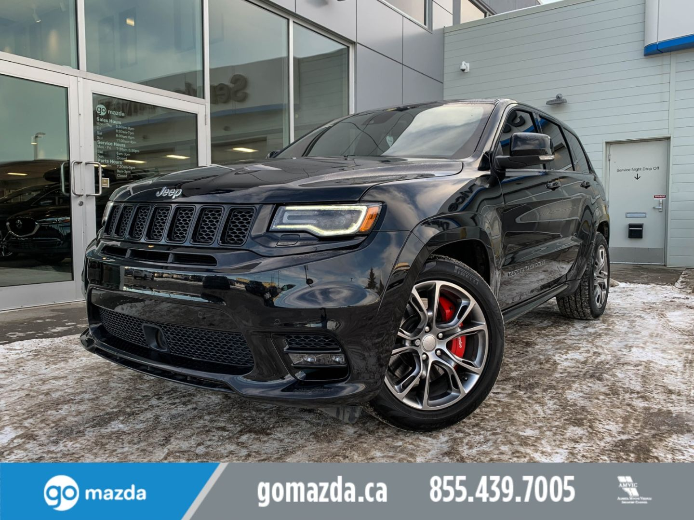 Grand Cherokee Srt For Sale >> 2017 Jeep Grand Cherokee Srt