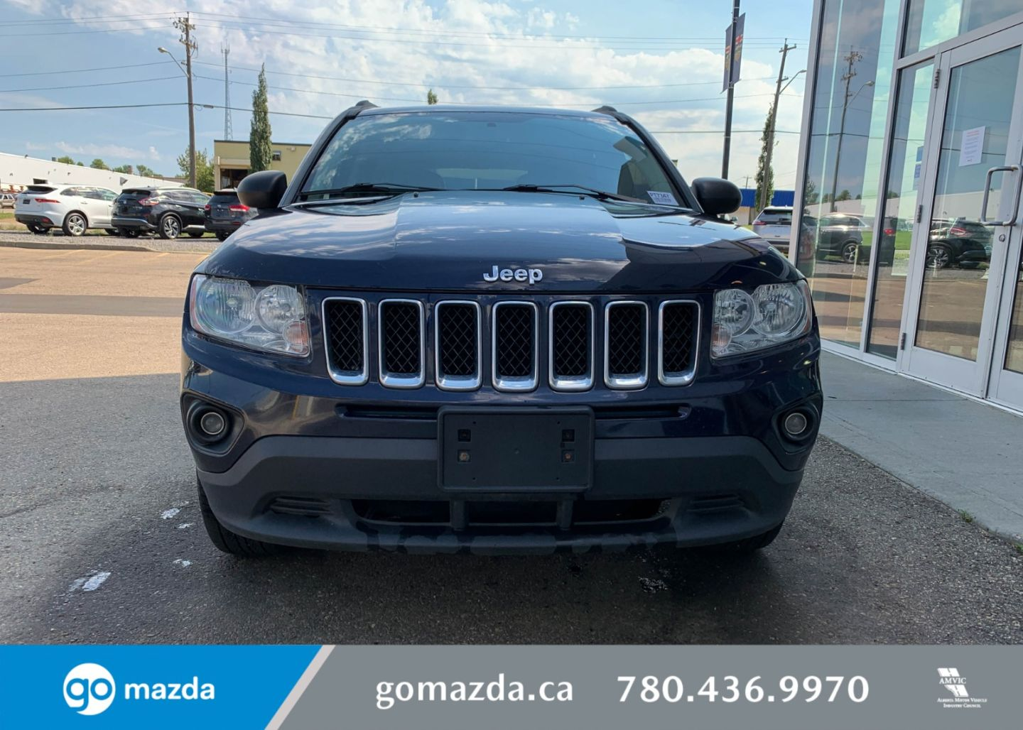 2012 Jeep Compass Limited for sale in Edmonton, Alberta