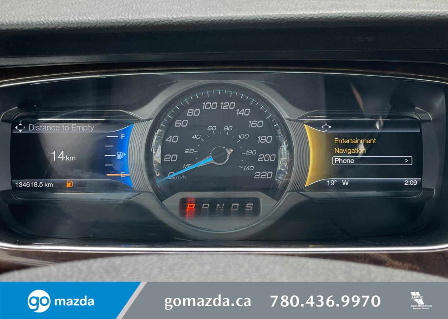 2017 Ford Taurus Limited for sale in Edmonton, Alberta