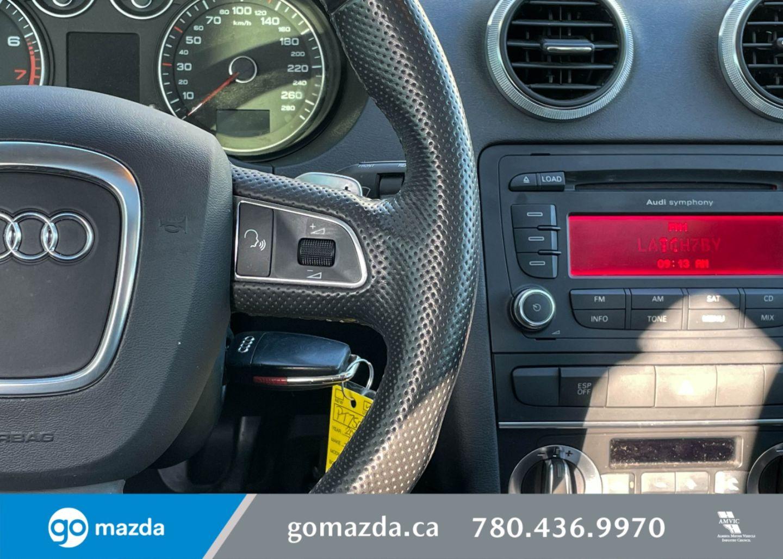 2009 Audi A3  for sale in Edmonton, Alberta