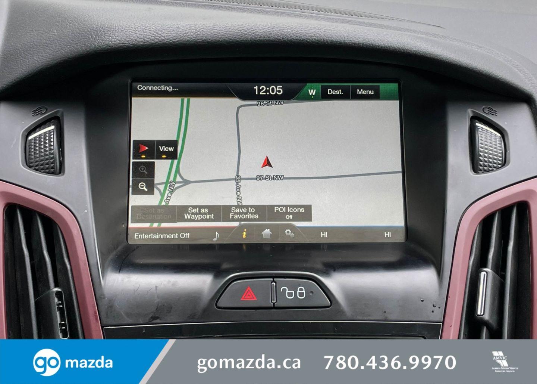 2012 Ford Focus Titanium for sale in Edmonton, Alberta