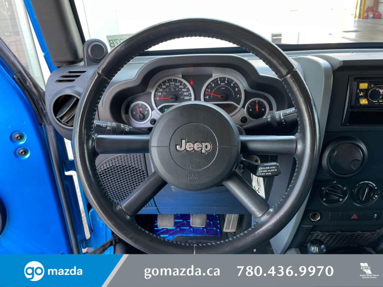 2010 Jeep Wrangler Islander for sale in Edmonton, Alberta