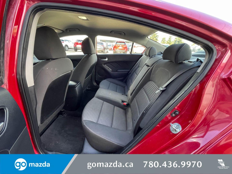 2017 Kia Forte LX for sale in Edmonton, Alberta