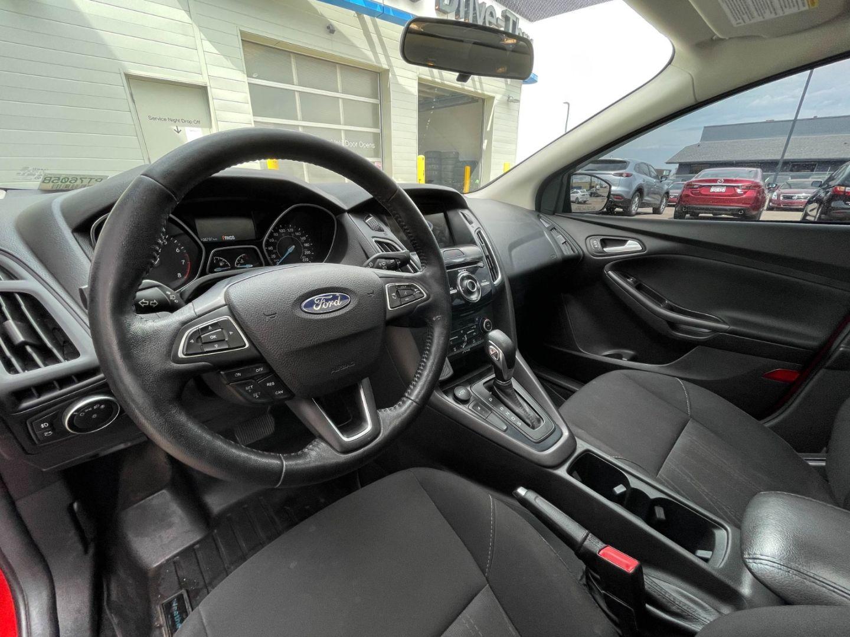 2018 Ford Focus SEL for sale in Edmonton, Alberta