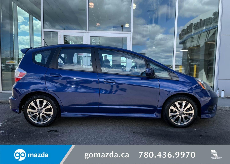 2014 Honda Fit Sport for sale in Edmonton, Alberta