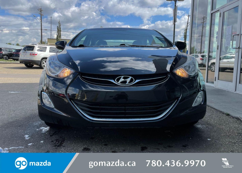 2012 Hyundai Elantra GLS for sale in Edmonton, Alberta