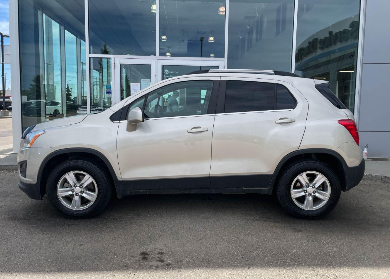 2016 Chevrolet Trax LT for sale in Edmonton, Alberta