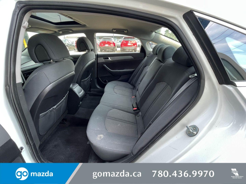 2017 Hyundai Sonata 2.4L GLS for sale in Edmonton, Alberta