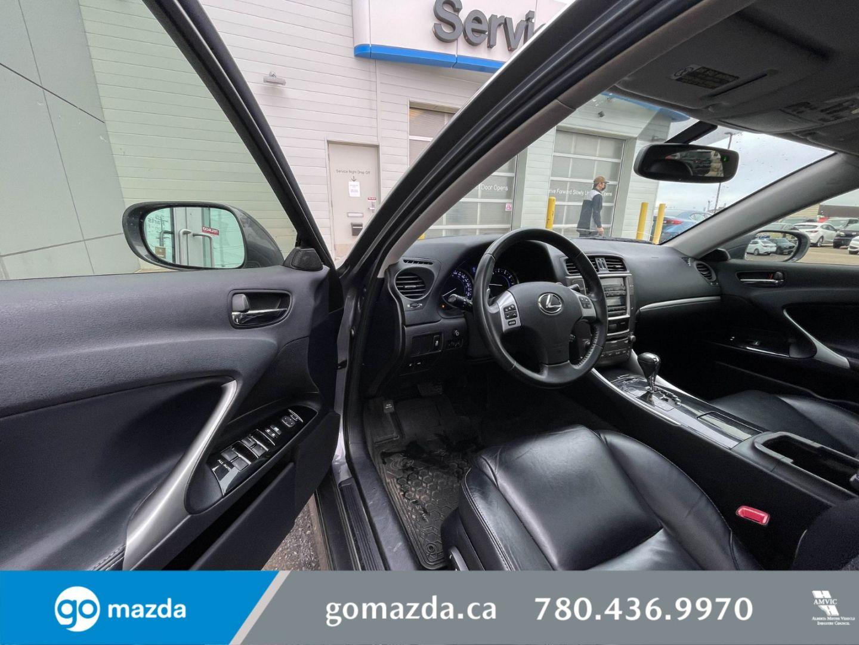 2012 Lexus IS 250  for sale in Edmonton, Alberta