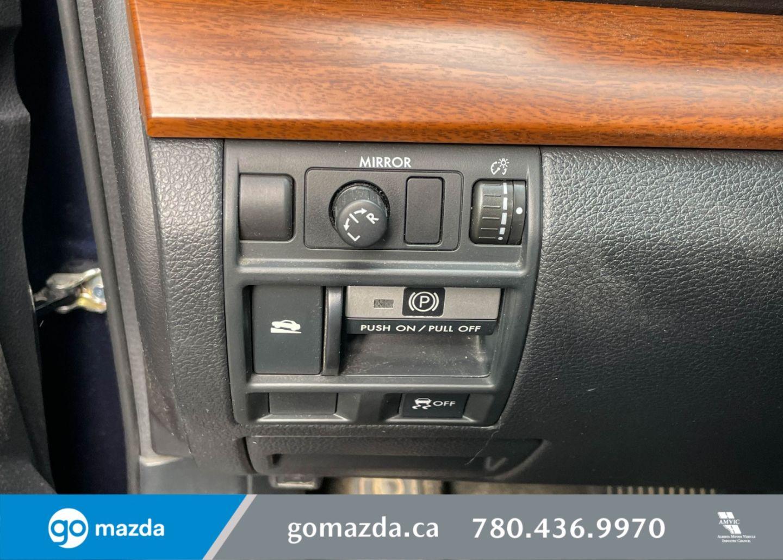 2013 Subaru Outback 2.5i w/Limited Pkg for sale in Edmonton, Alberta