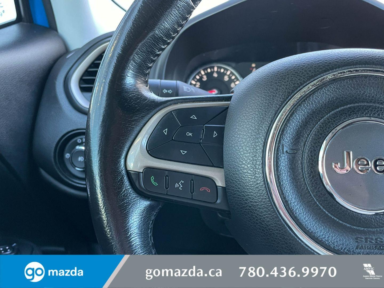 2015 Jeep Renegade North for sale in Edmonton, Alberta