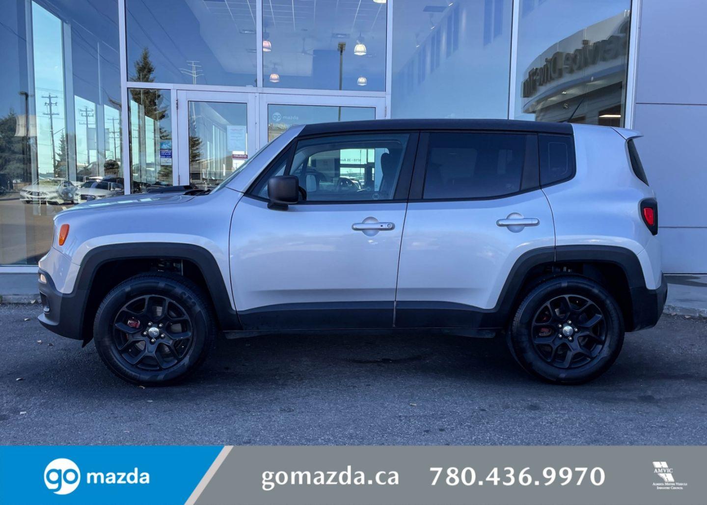 2016 Jeep Renegade Sport for sale in Edmonton, Alberta