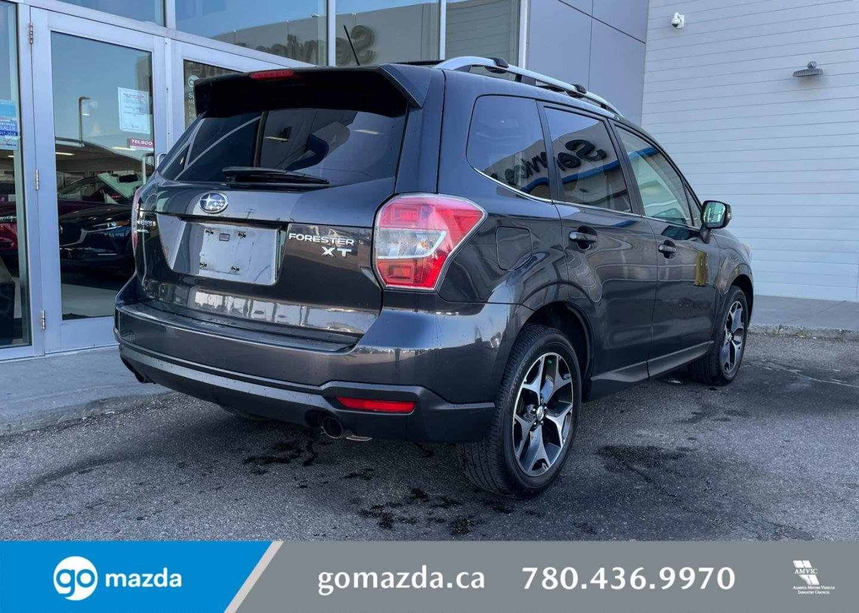 2014 Subaru Forester XT Touring for sale in Edmonton, Alberta