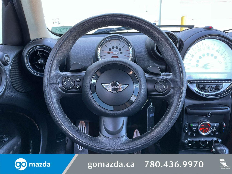2014 MINI Cooper Countryman S for sale in Edmonton, Alberta