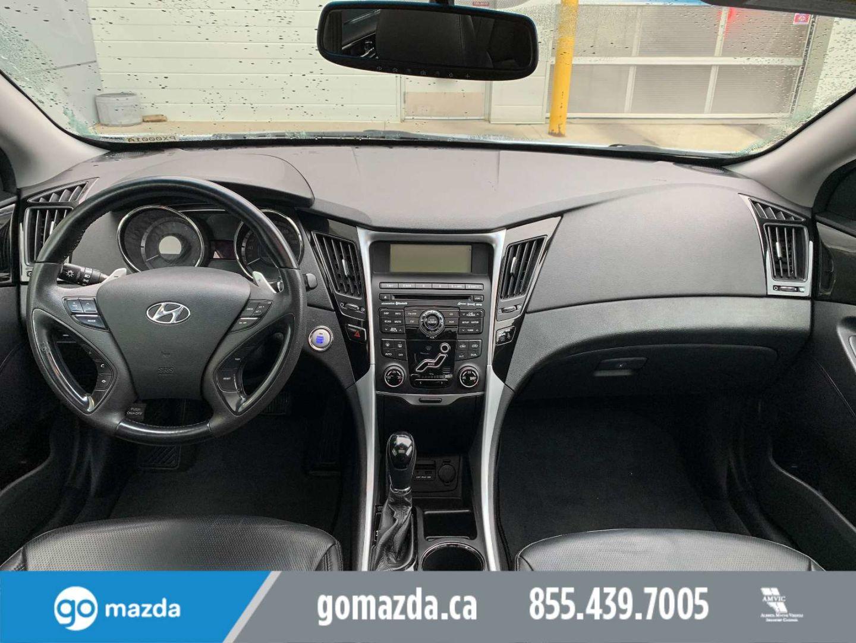 2011 Hyundai Sonata Limited for sale in Edmonton, Alberta