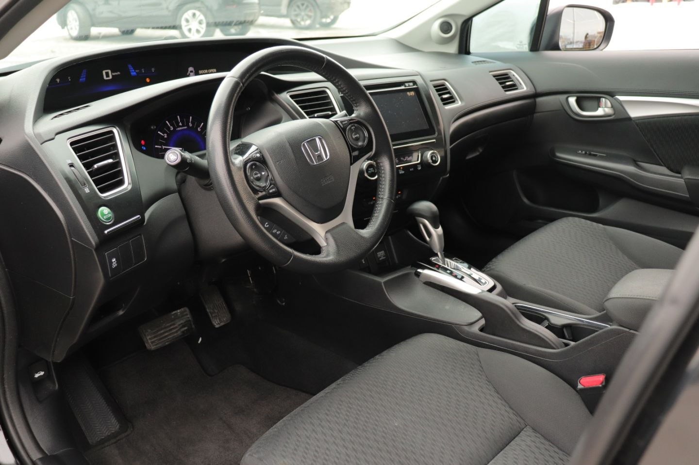 2015 Honda Civic Sedan EX for sale in London, Ontario