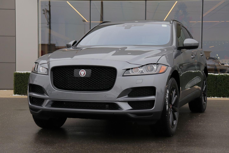 New 2020 Jaguar F Pace Prestige J01495 London Ontario Go Auto