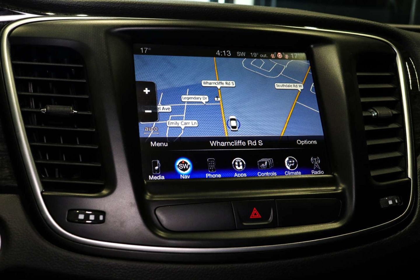 2016 Chrysler 200 C for sale in London, Ontario