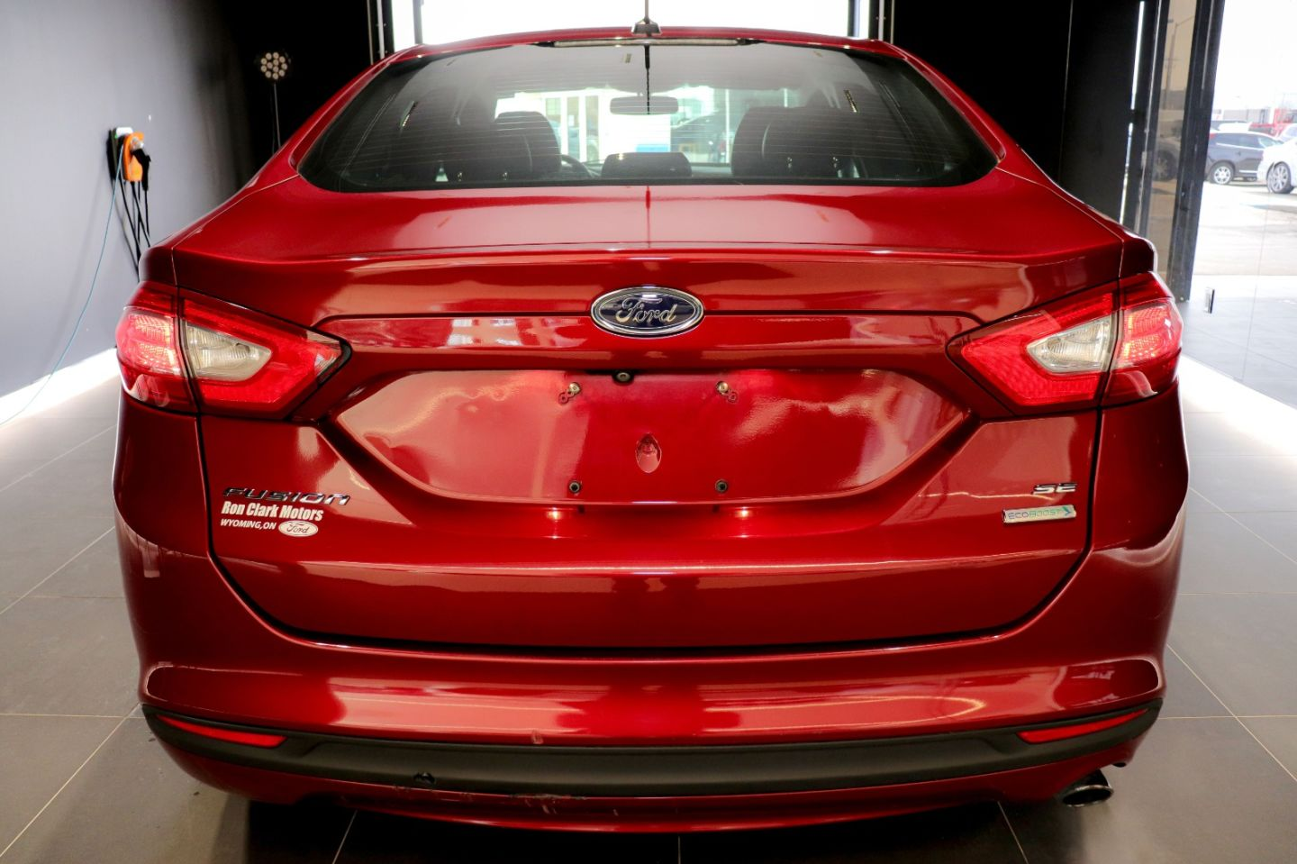 2014 Ford Fusion SE for sale in London, Ontario