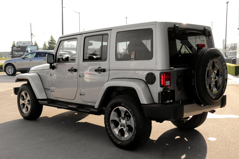 Used 2016 Jeep Wrangler Unlimited Sahara Um0157 London Ontario Go Auto