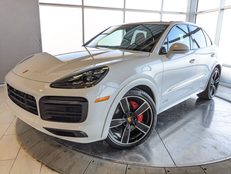 New 2021 Porsche Cayenne Gts 21cay3880 Edmonton Alberta Go Auto