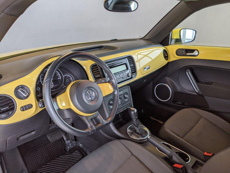 2013 Volkswagen Beetle Coupe Comfortline for sale in Edmonton, Alberta