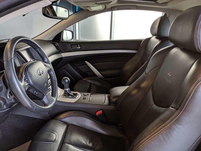 2009 INFINITI G37 Coupe Journey for sale in Edmonton, Alberta