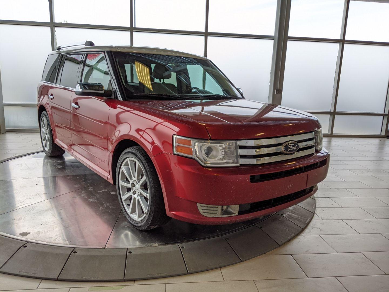 2012 Ford Flex Limited for sale in Edmonton, Alberta
