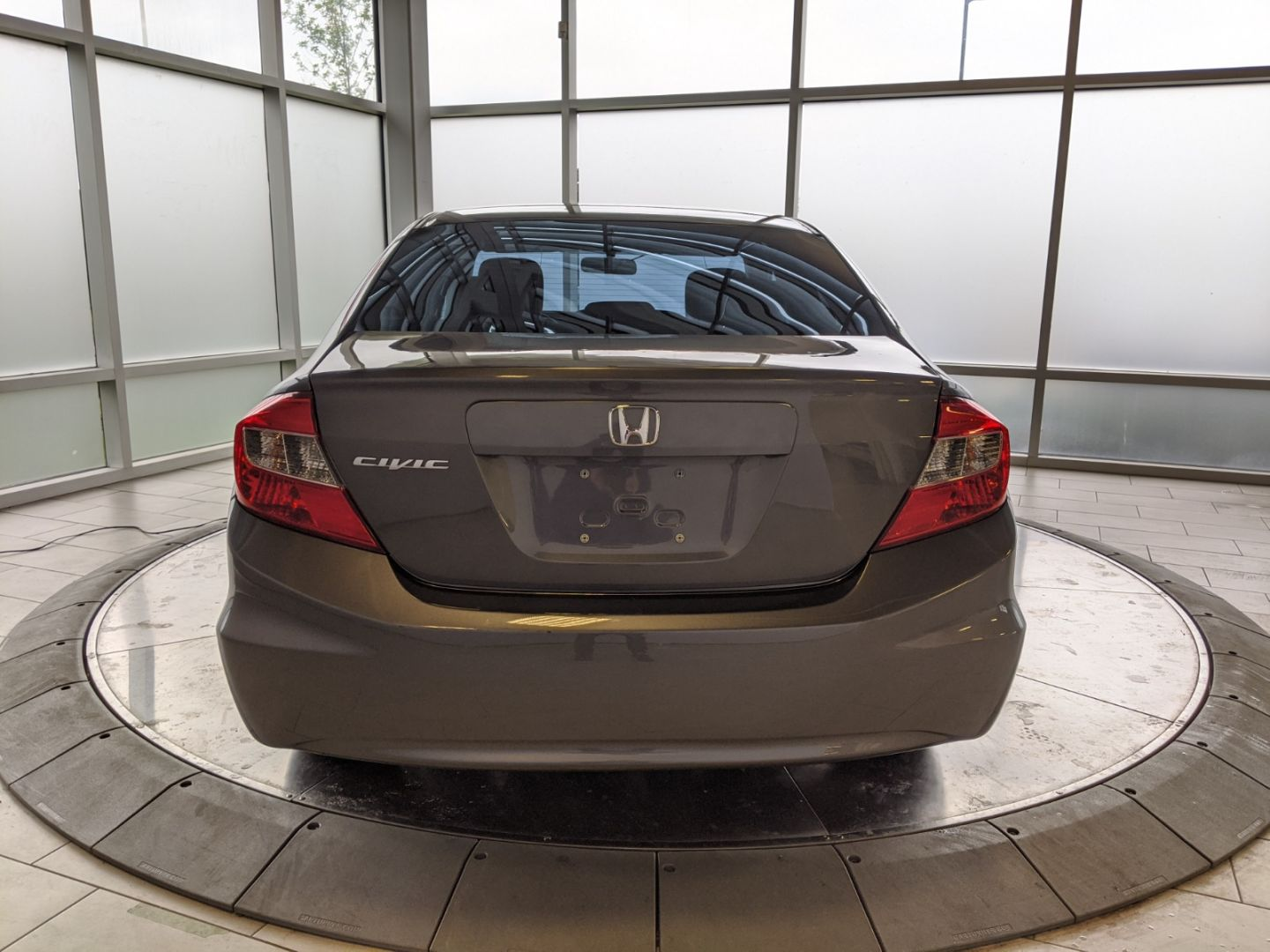 2012 Honda Civic Sdn EX for sale in Edmonton, Alberta