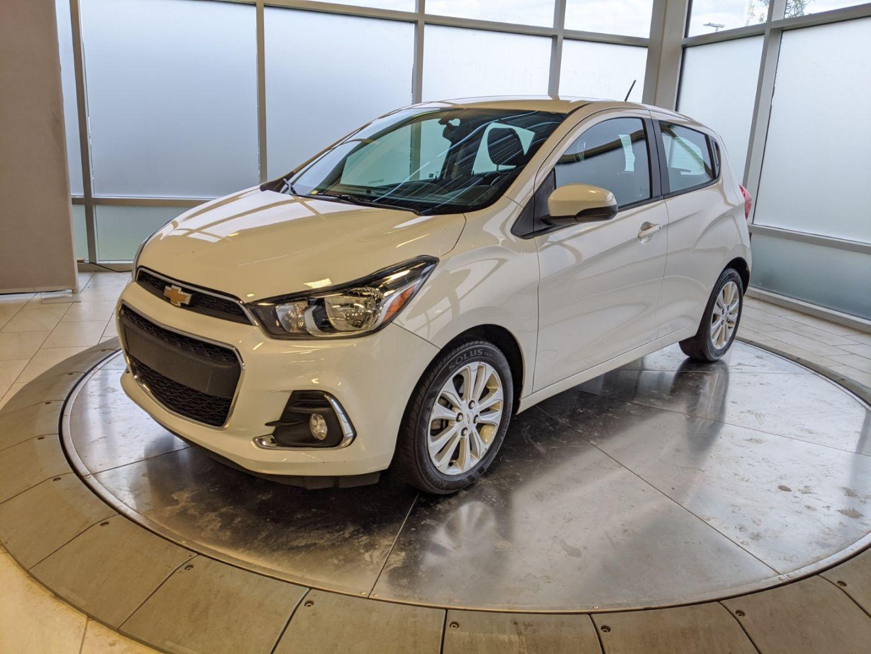 2016 Chevrolet Spark LT for sale in Edmonton, Alberta