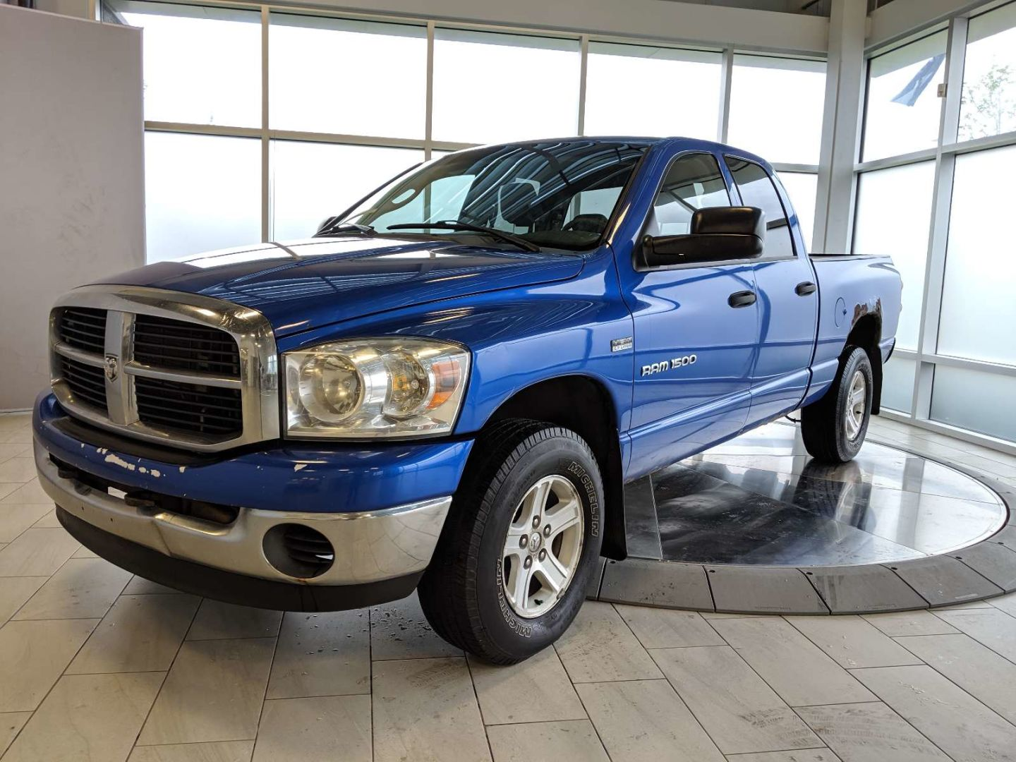 2007 Dodge Ram 1500 SLT for sale in Edmonton, Alberta