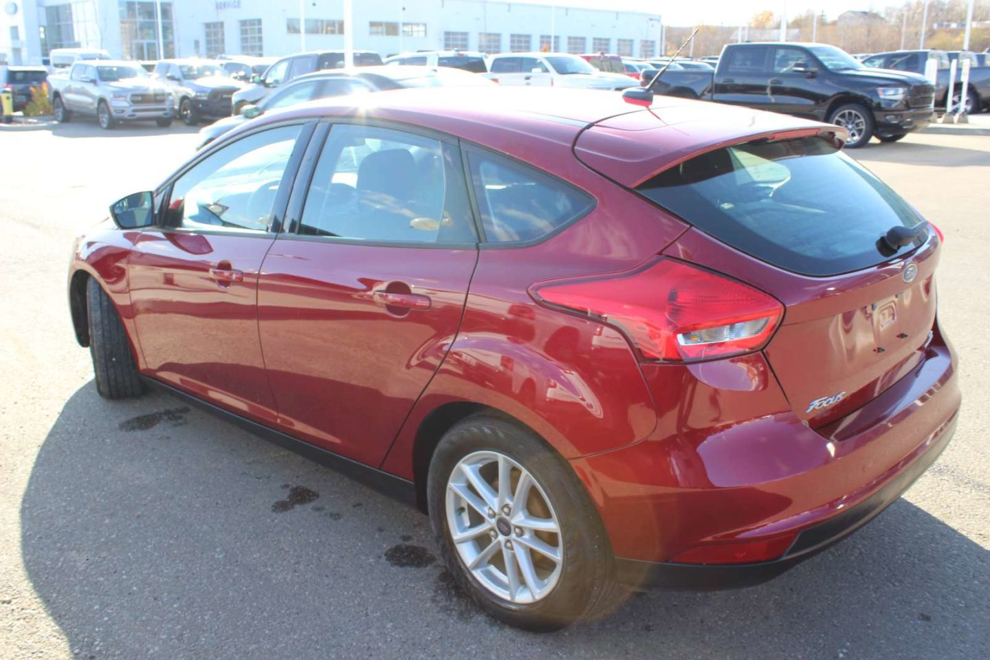 2015 Ford Focus SE for sale in Peace River, Alberta