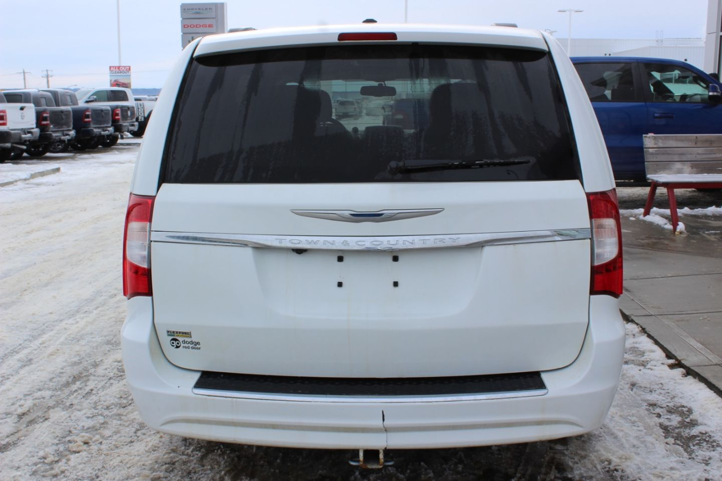 2015 Chrysler Town & Country Touring for sale in Peace River, Alberta