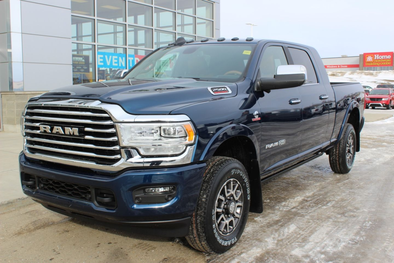 RAM 2500 Laramie Longhorn - $36,125