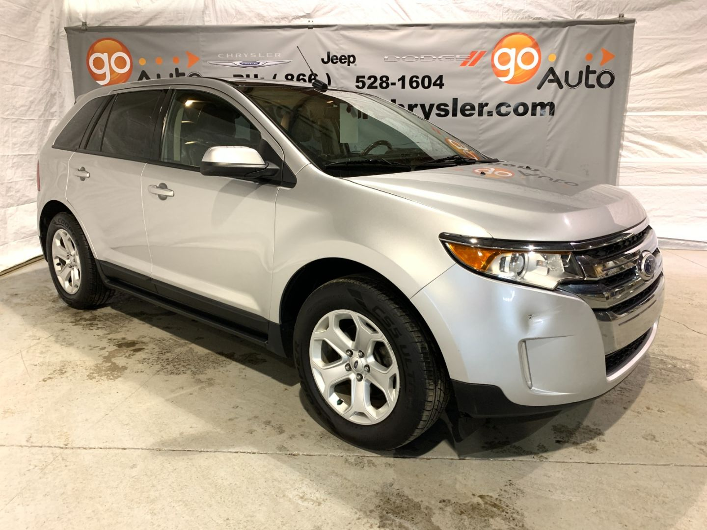 2013 Ford Edge SEL for sale in Peace River, Alberta