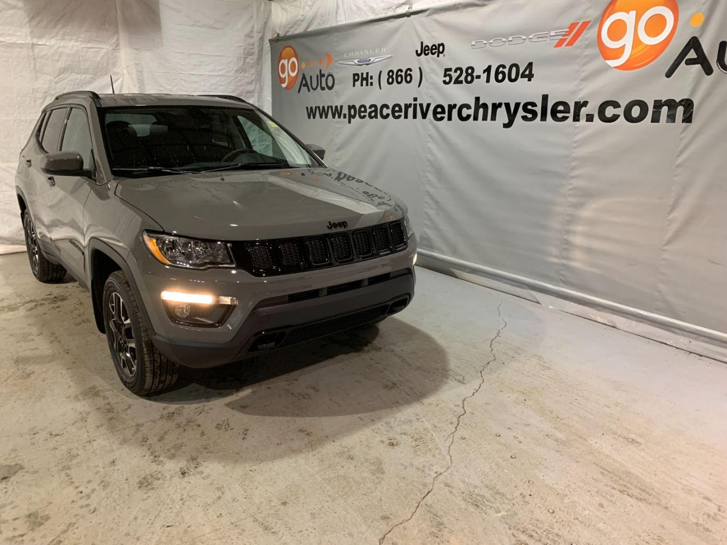 2021 Jeep Compass Upland Edition for sale in Peace River, Alberta