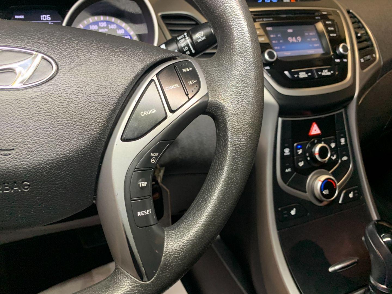 2016 Hyundai Elantra Sport Appearance for sale in Peace River, Alberta