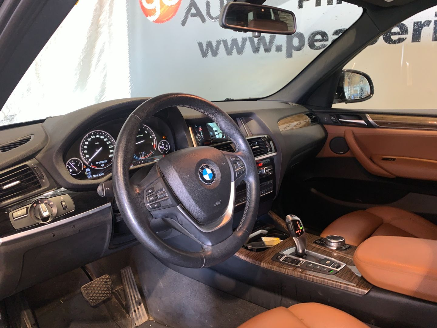 2015 BMW X3 xDrive28i for sale in Peace River, Alberta