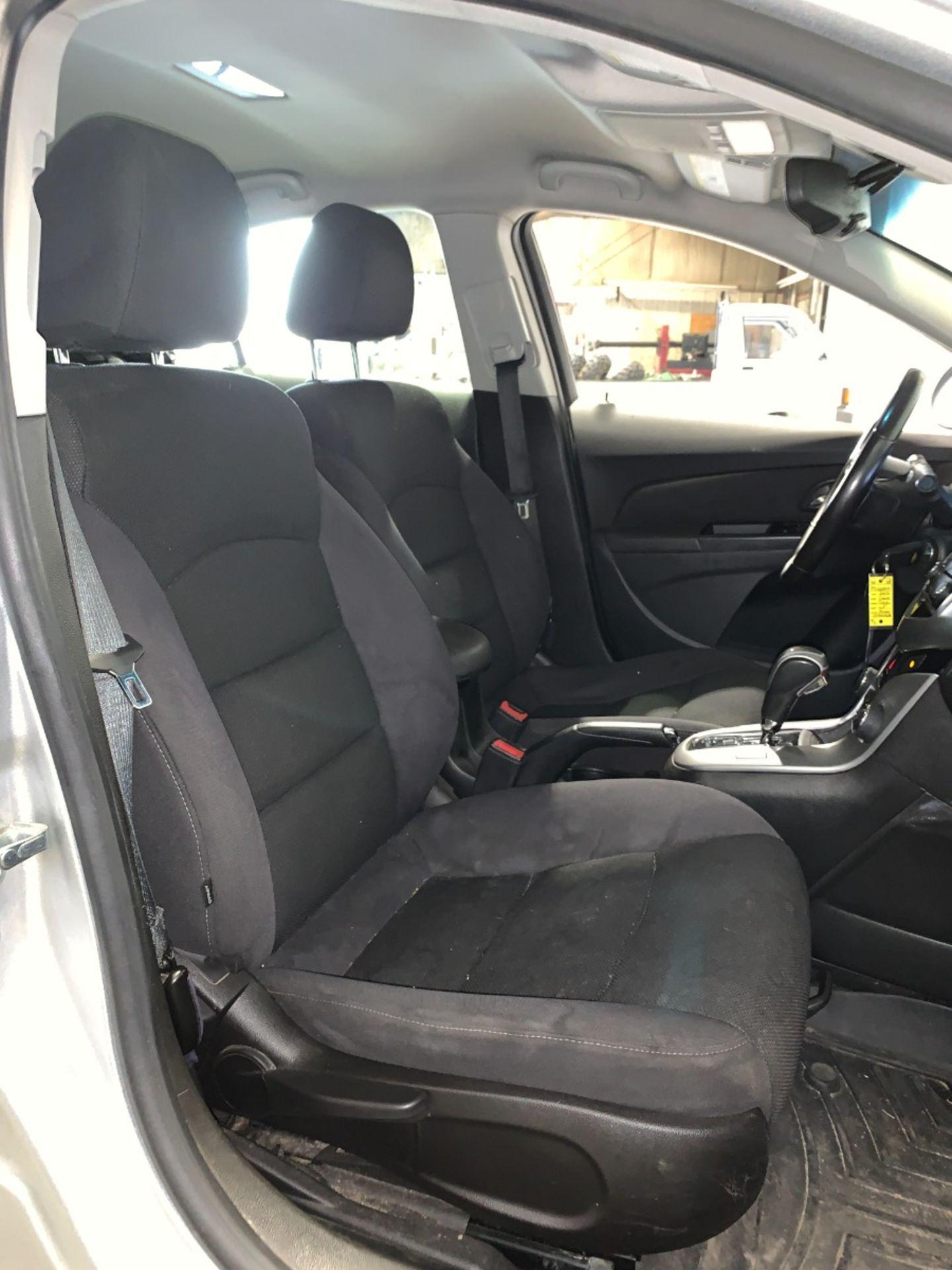 2013 Chevrolet Cruze LT Turbo for sale in Peace River, Alberta