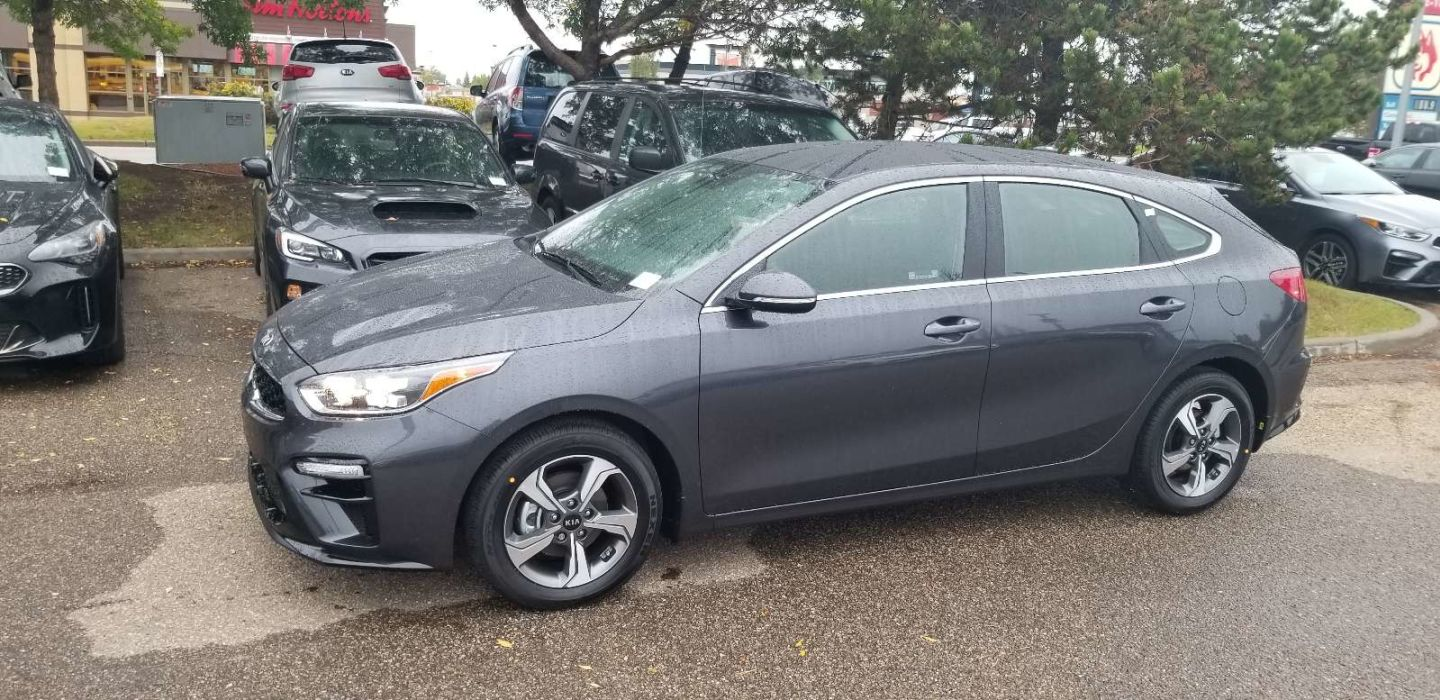 2020 Kia Forte5 EX for sale in Edmonton, Alberta