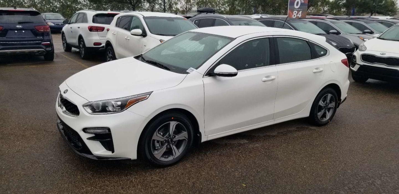 2020 Kia Forte5 EX for sale in Edmonton, Alberta