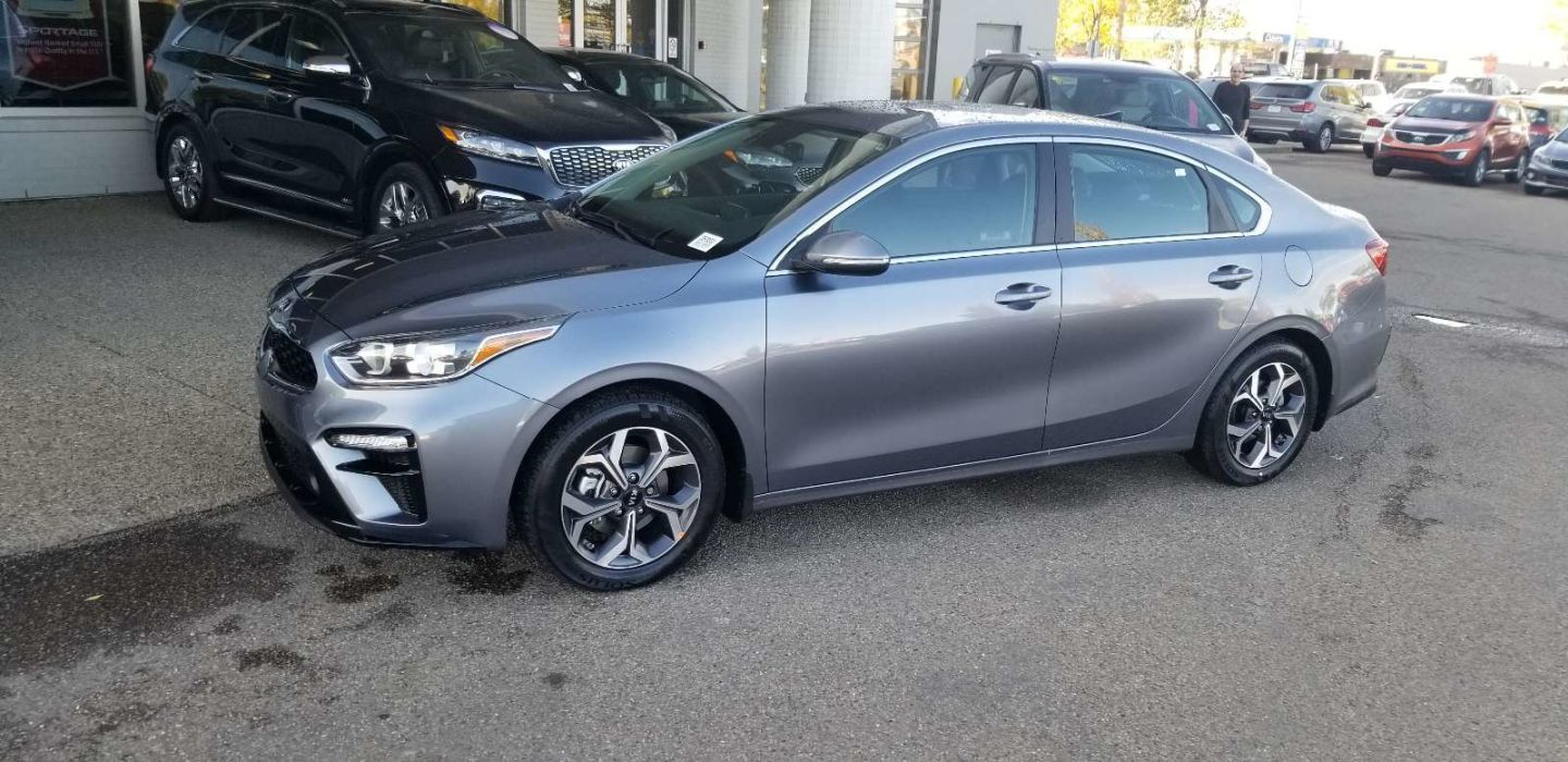 2020 Kia Forte EX for sale in Edmonton, Alberta