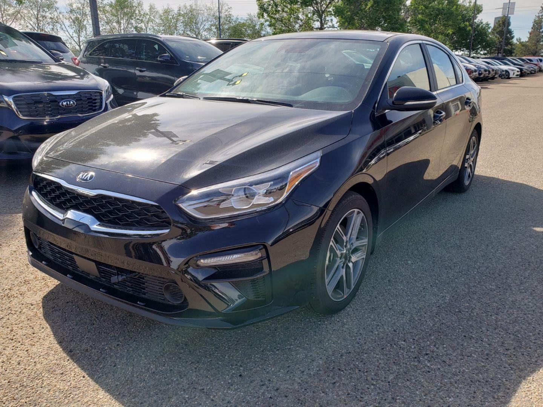 New 2020 Kia Forte Ex Premium 20fo1292 Edmonton Alberta Go Auto