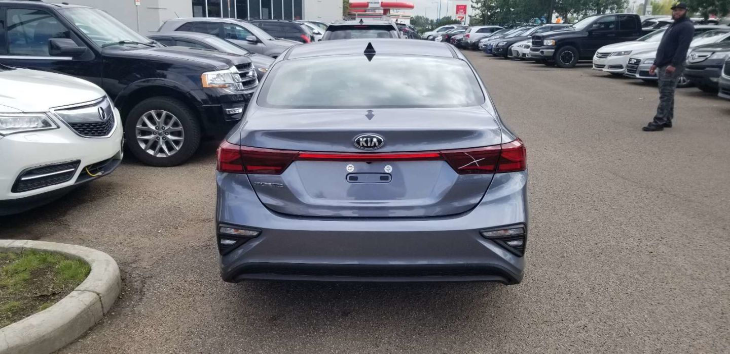 2020 Kia Forte LX for sale in Edmonton, Alberta
