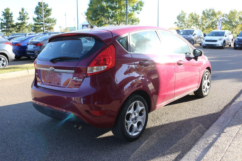 2011 Ford Fiesta SES for sale in Edmonton, Alberta