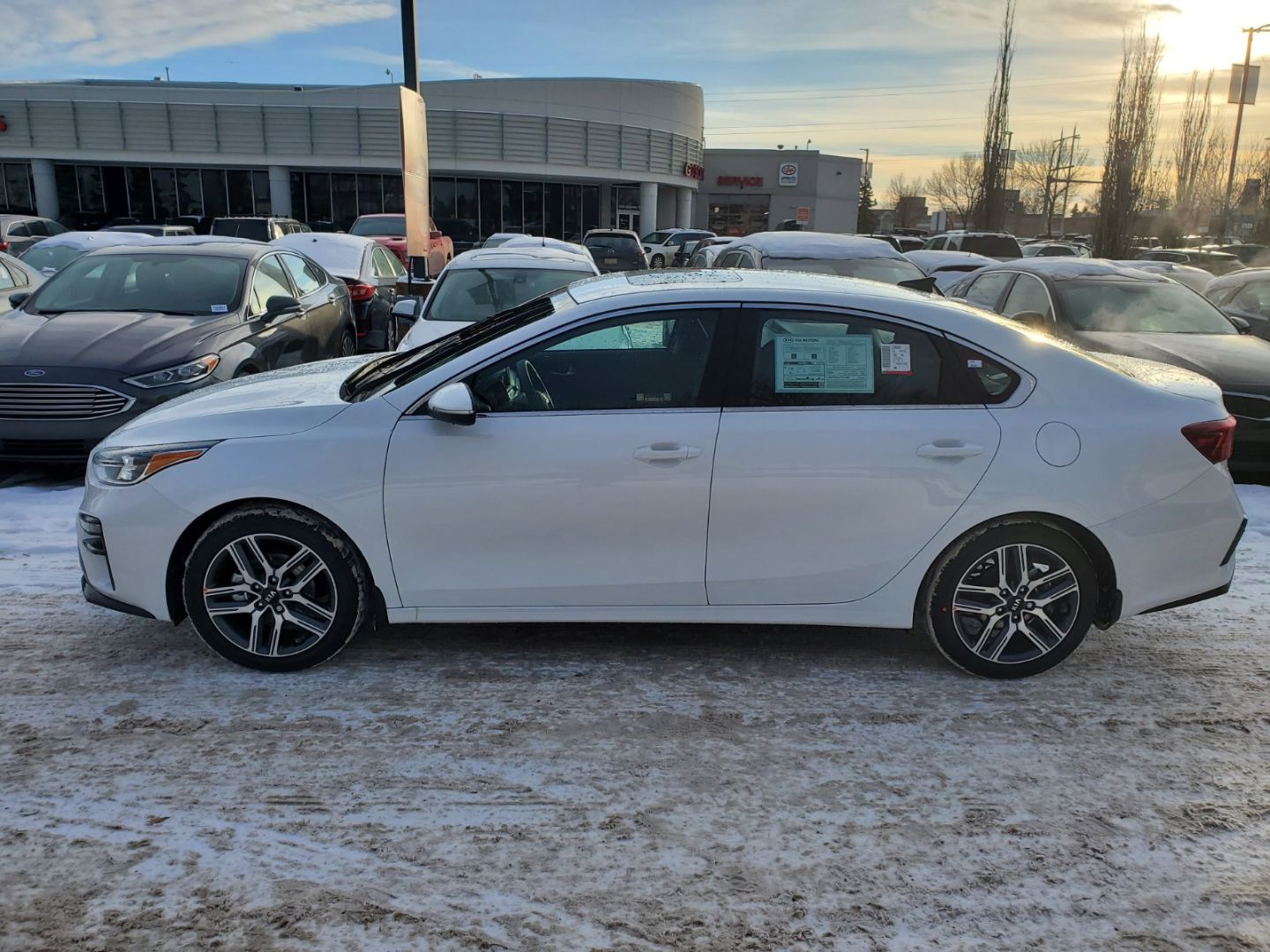 2020 Kia Forte EX+ for sale in Edmonton, Alberta