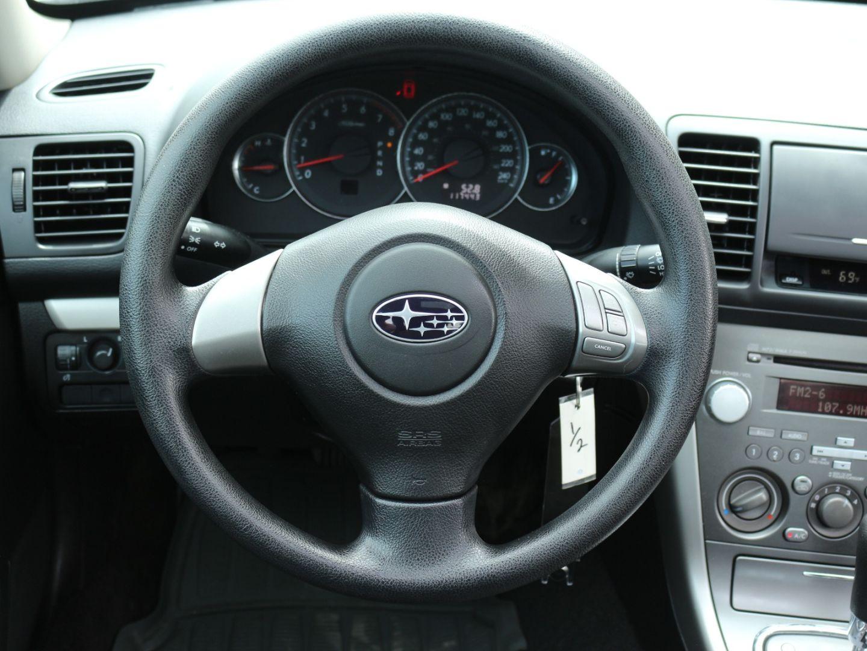 2008 Subaru Legacy 2.5i for sale in Edmonton, Alberta