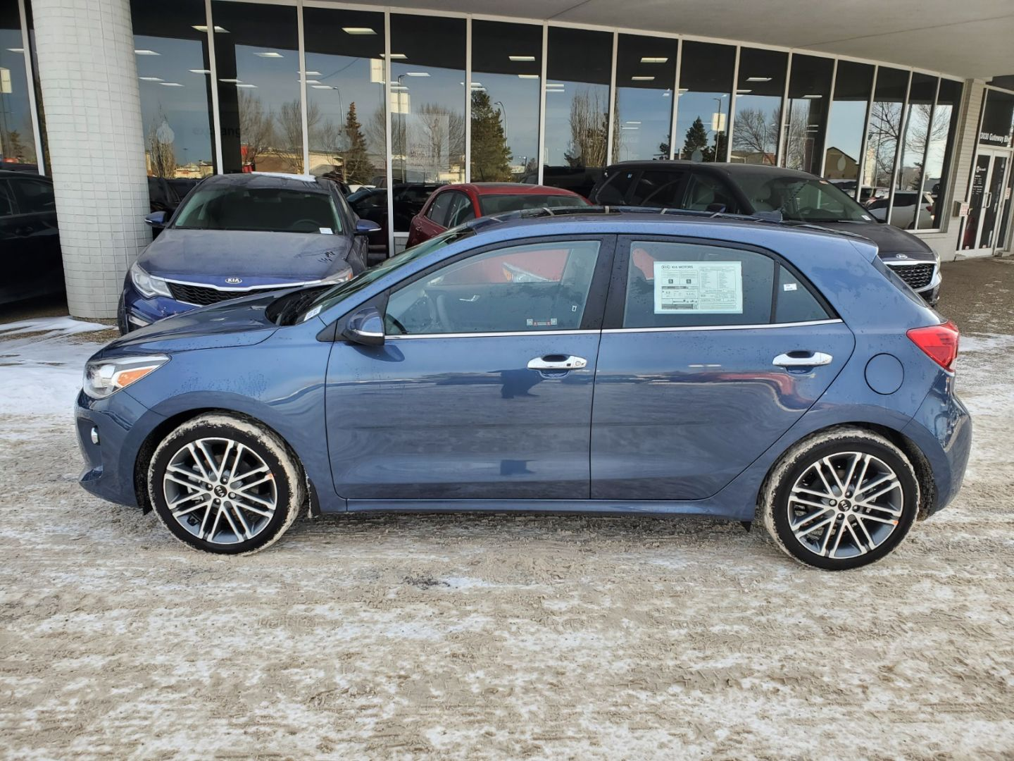 2020 Kia Rio 5-door EX Sport for sale in Edmonton, Alberta