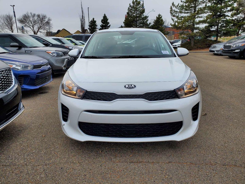 2020 Kia Rio EX for sale in Edmonton, Alberta