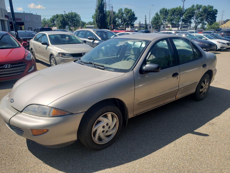 1999 Chevrolet Cavalier  for sale in Edmonton, Alberta